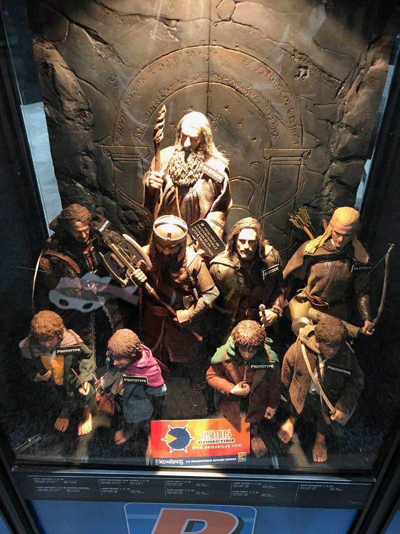 Asmus Toys Comic Con 2017