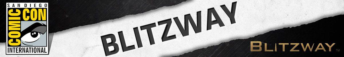 Blitzway Comic Con 2017
