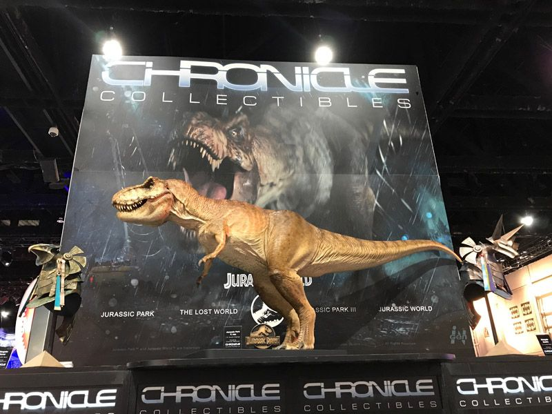 Chronicle Collectibles Comic Con 2017