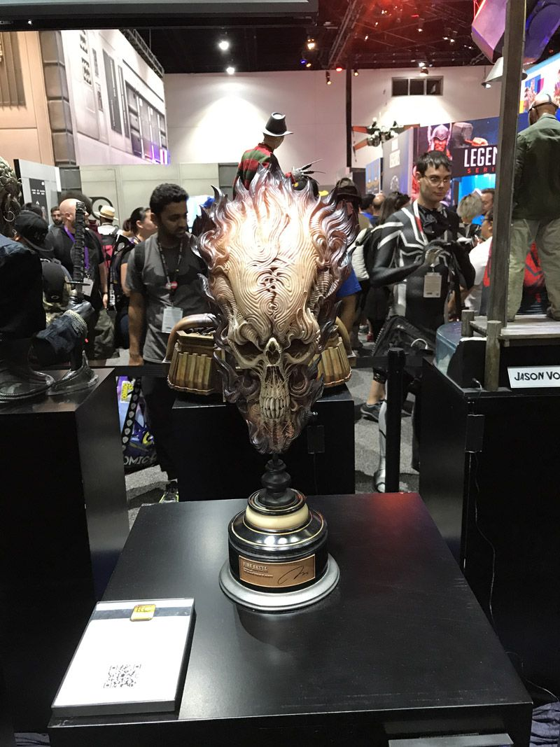 Elite Creature Collectibles Comic Con 2017