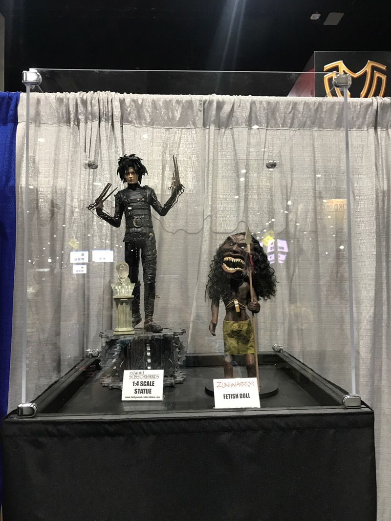 Hollywood Collectibles Comic Con 2017