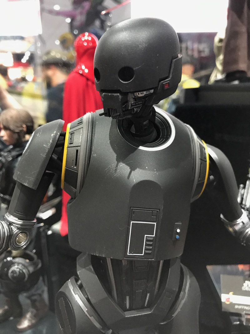 Hot Toys Comic Con 2017 Star Wars Figures
