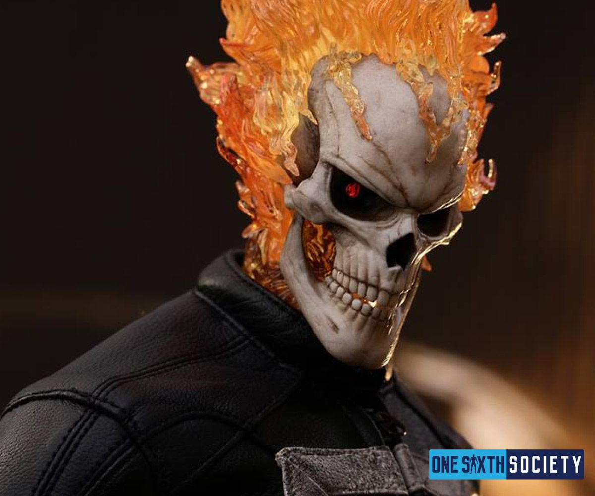 Big Surprise for Fans Because The Hot Toys Toy Fair 2017 Ghostrider Figure is Coming Our Way