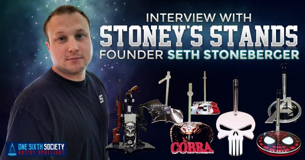 Interview With Stoney's Stands Founder