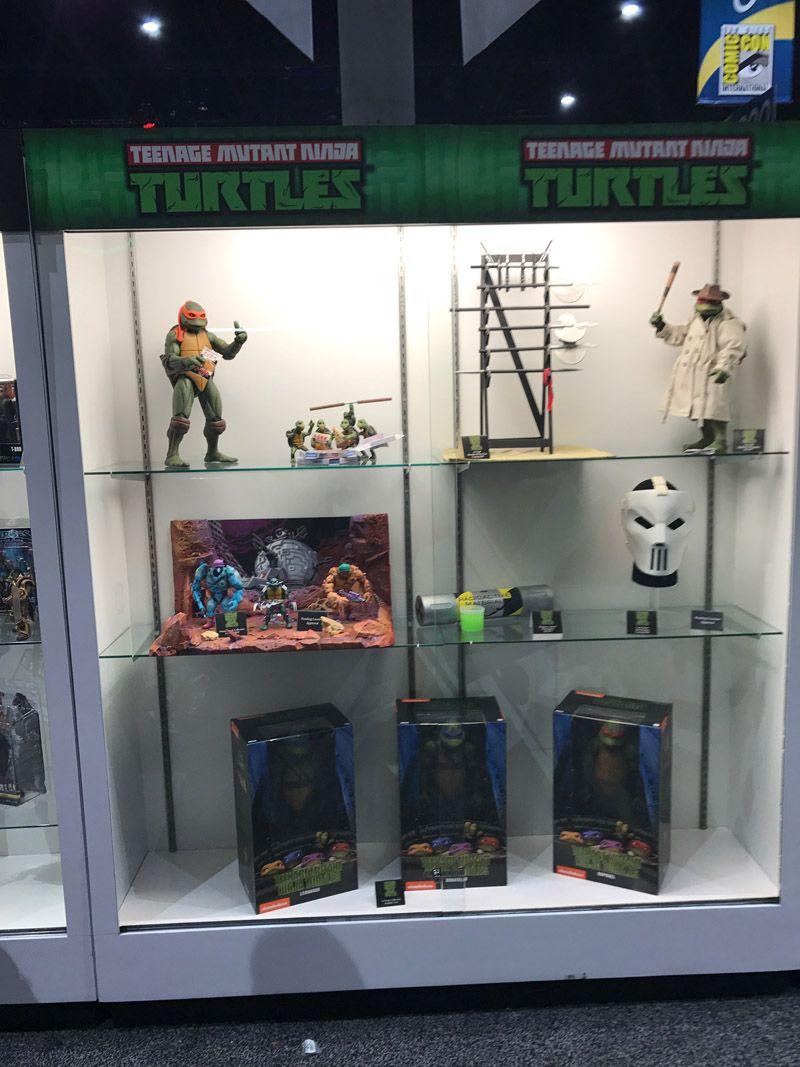 Neca Comic Con 2017