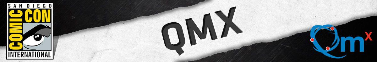 Qmx Comic Con 2017