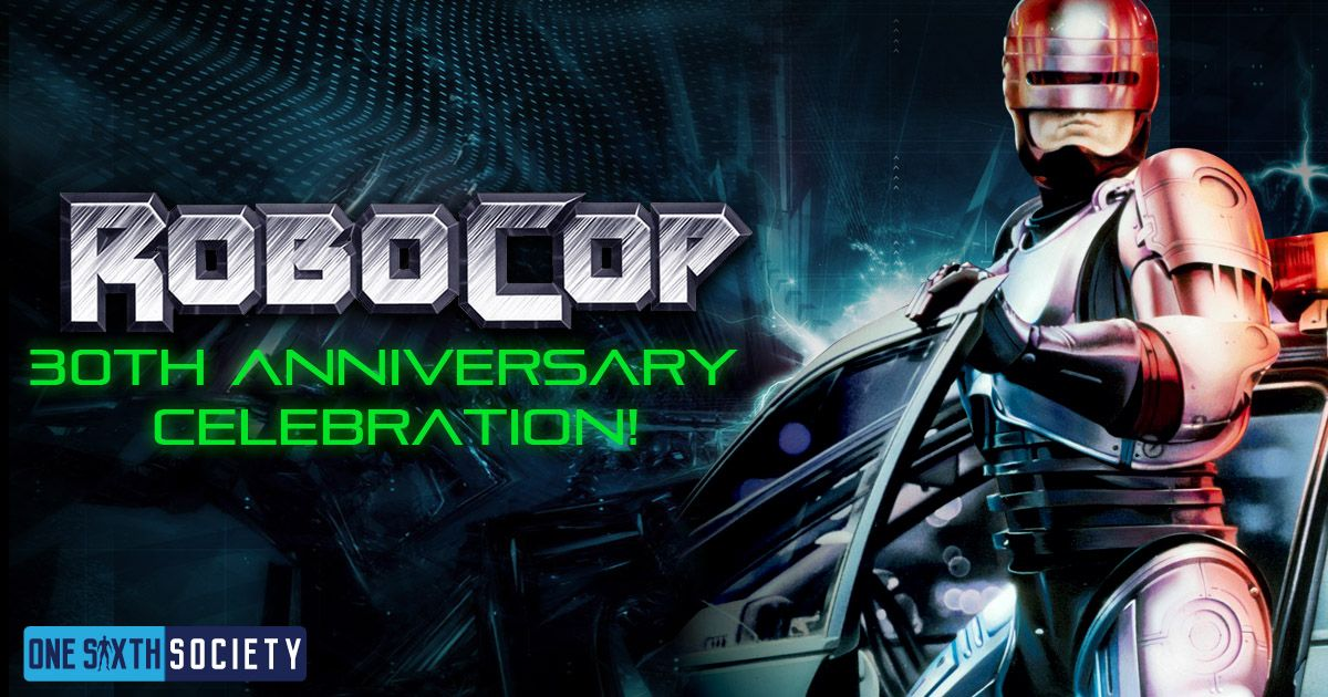 RoboCop 30th Anniversary Celebration