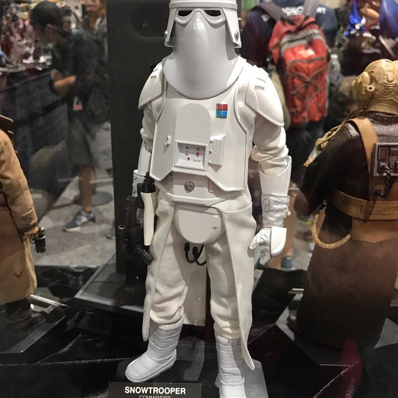 Sideshow Collectibles Comic Con 2017