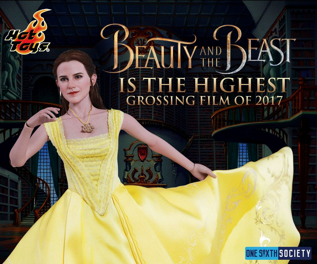 Beauty And The Beast was the Highest Grossing Film of 2017