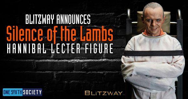 Blitzway Hannibal Lecter Figures