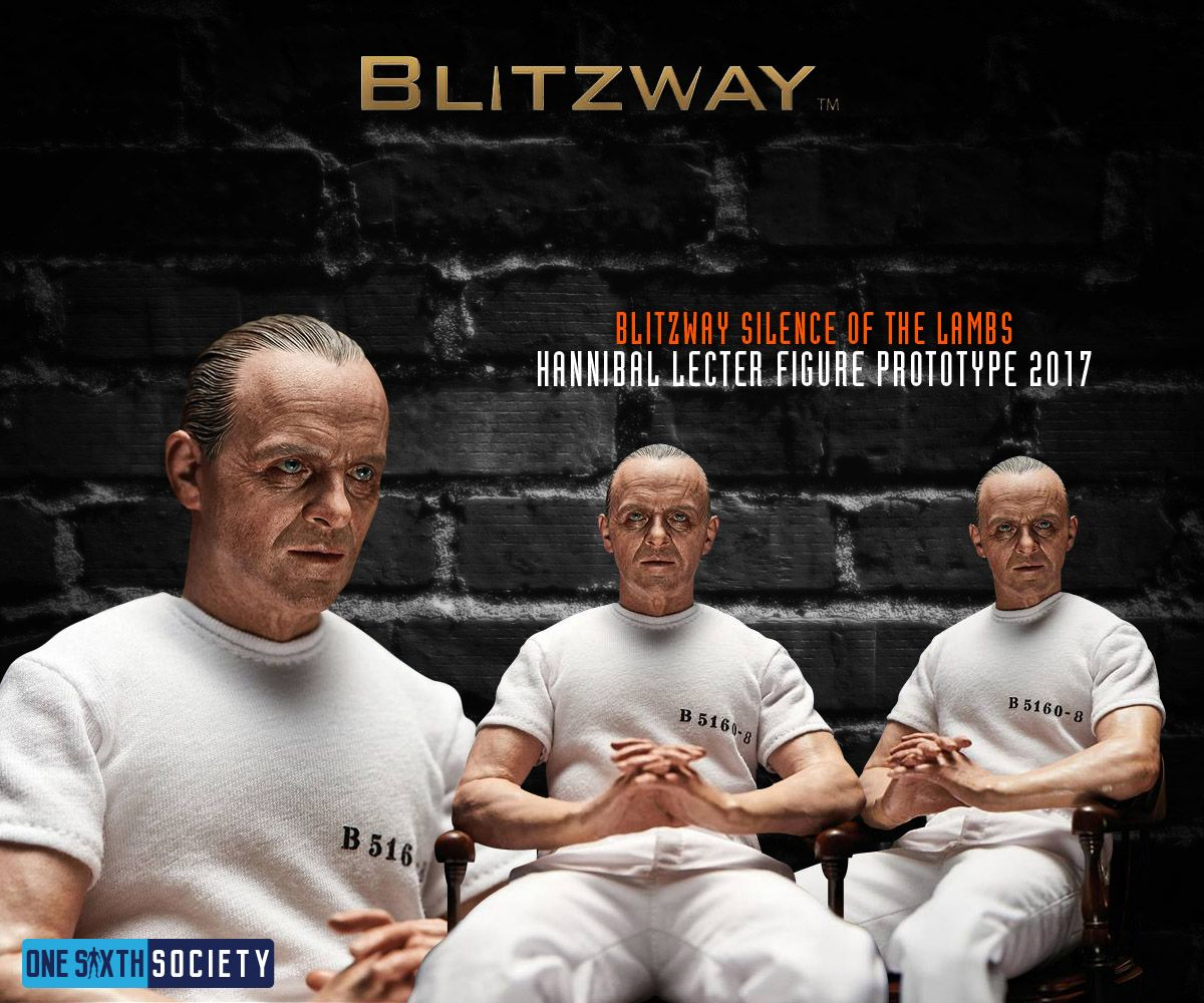 The Blitzway Hannibal Lecter Prison Version is super accurate
