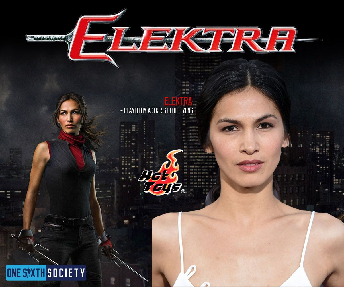 Elektra is a Fan Favorite, We hope Hot Toys makes her