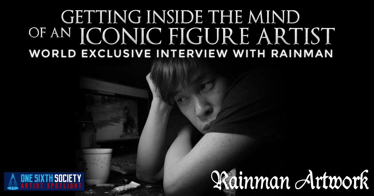 Interview with Rainman Artwork