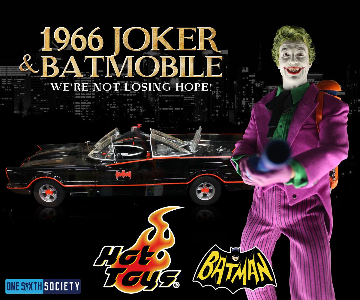 Will Hot Toys Finally Release the 1966 Batmobile