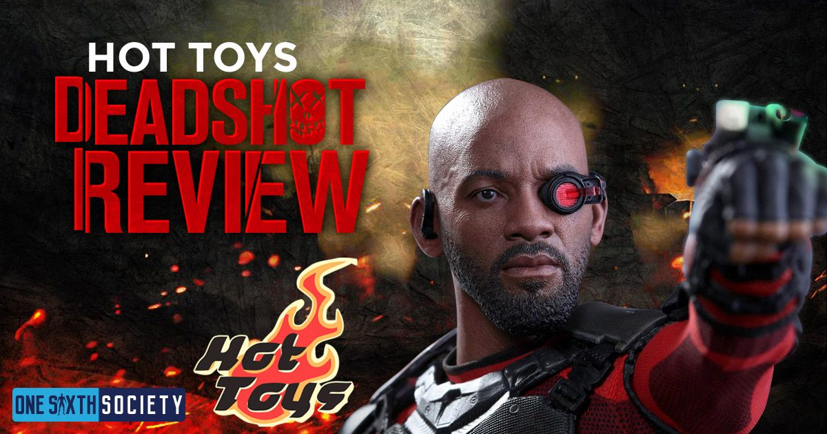 Hot Toys Deadshot Review