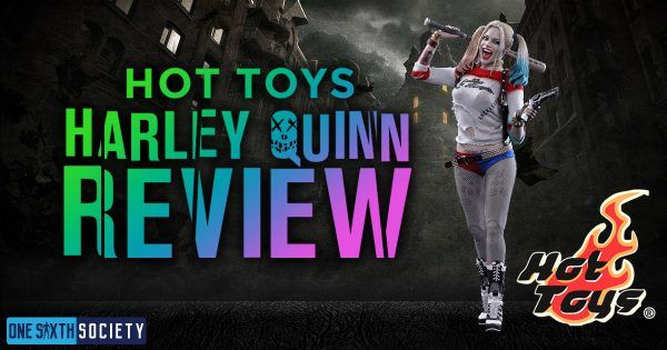 Hot Toys Harley Quinn Review