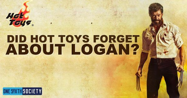 Where Are The Hot Toys Logan Figures?