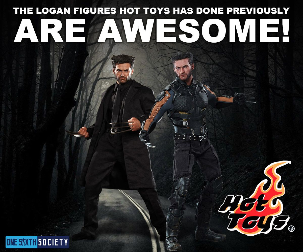 Hot Toys Created Some of the best Wolverine Figures