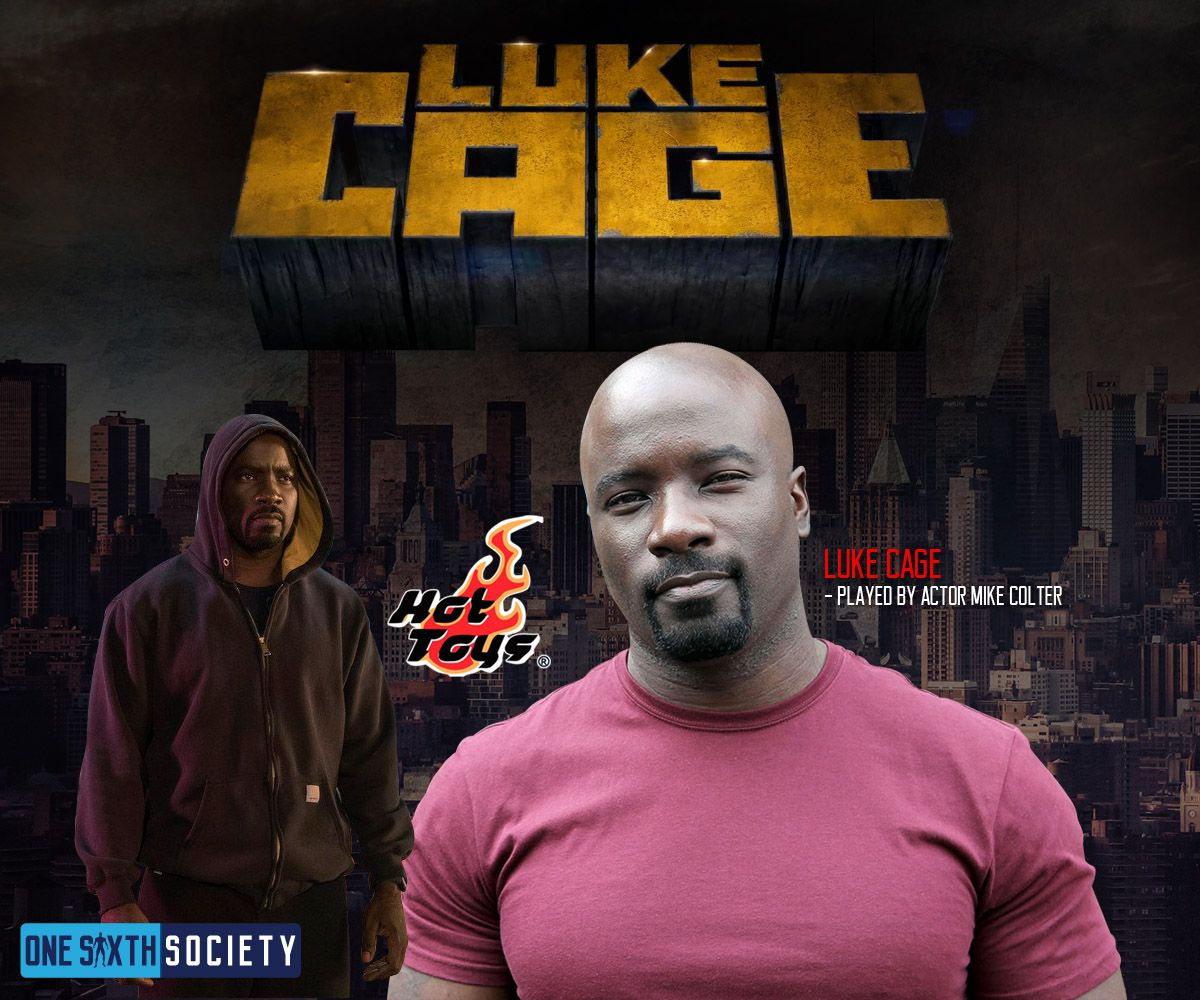 Mike Colter Plays Luke Cage on The Defenders