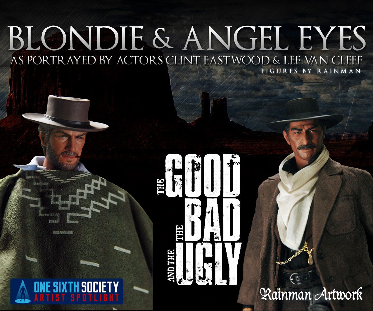 The Rainman The Good The Bad The Ugly Figures are extremely hard to find