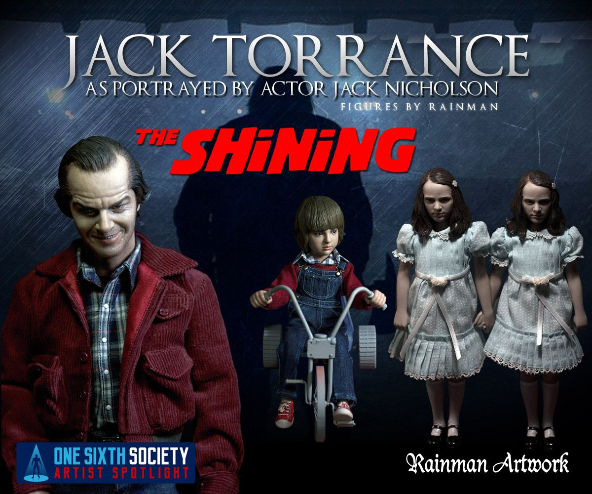 The Rainman The Shining Figures are stunning!