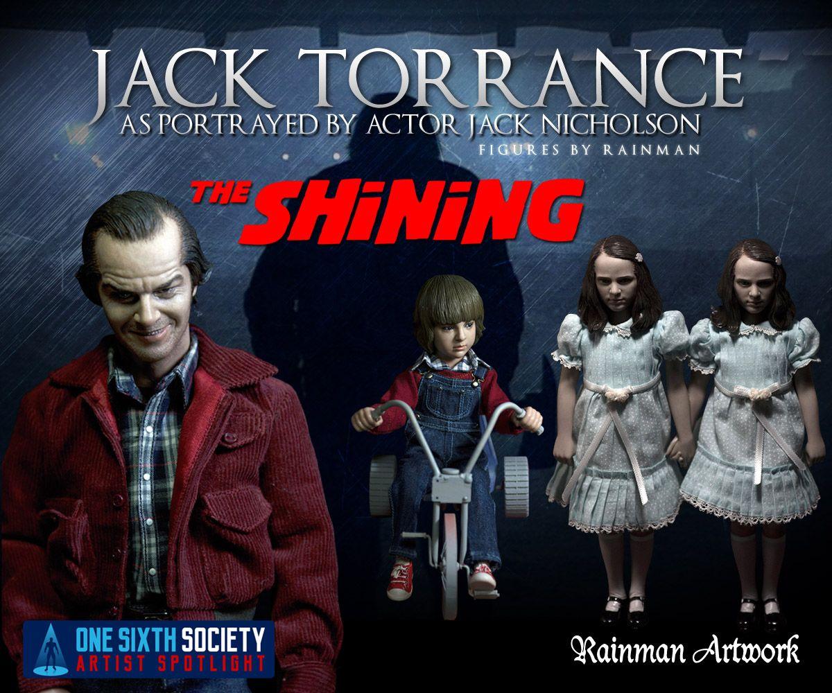 The Rainman The Shining Figures are stunning!