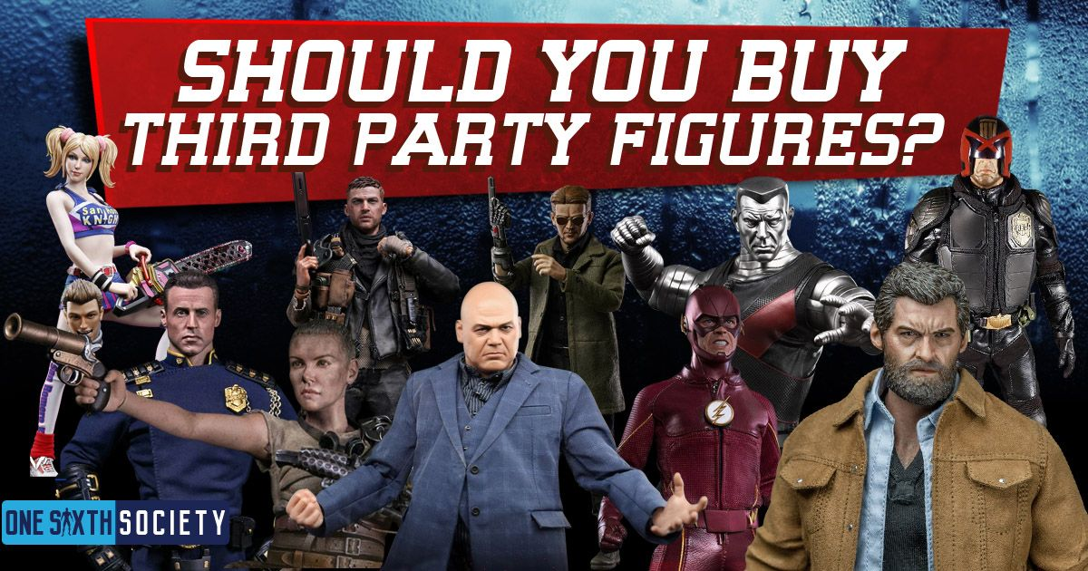 Are Third Party Figures Worth The Money?