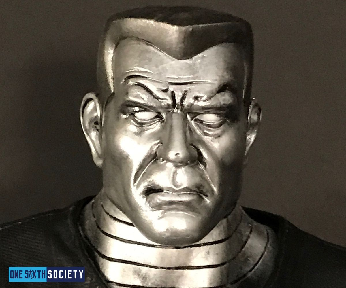 The Paint App on the Toys Era Colossus head sculpt is very basic