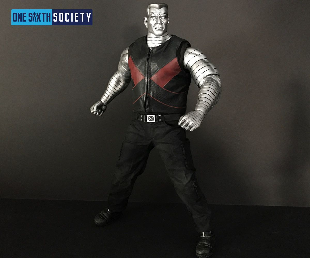 introducing the Toys Era Colossus Sixth Scale Figure