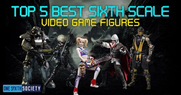 The Best Video Game Action Figures