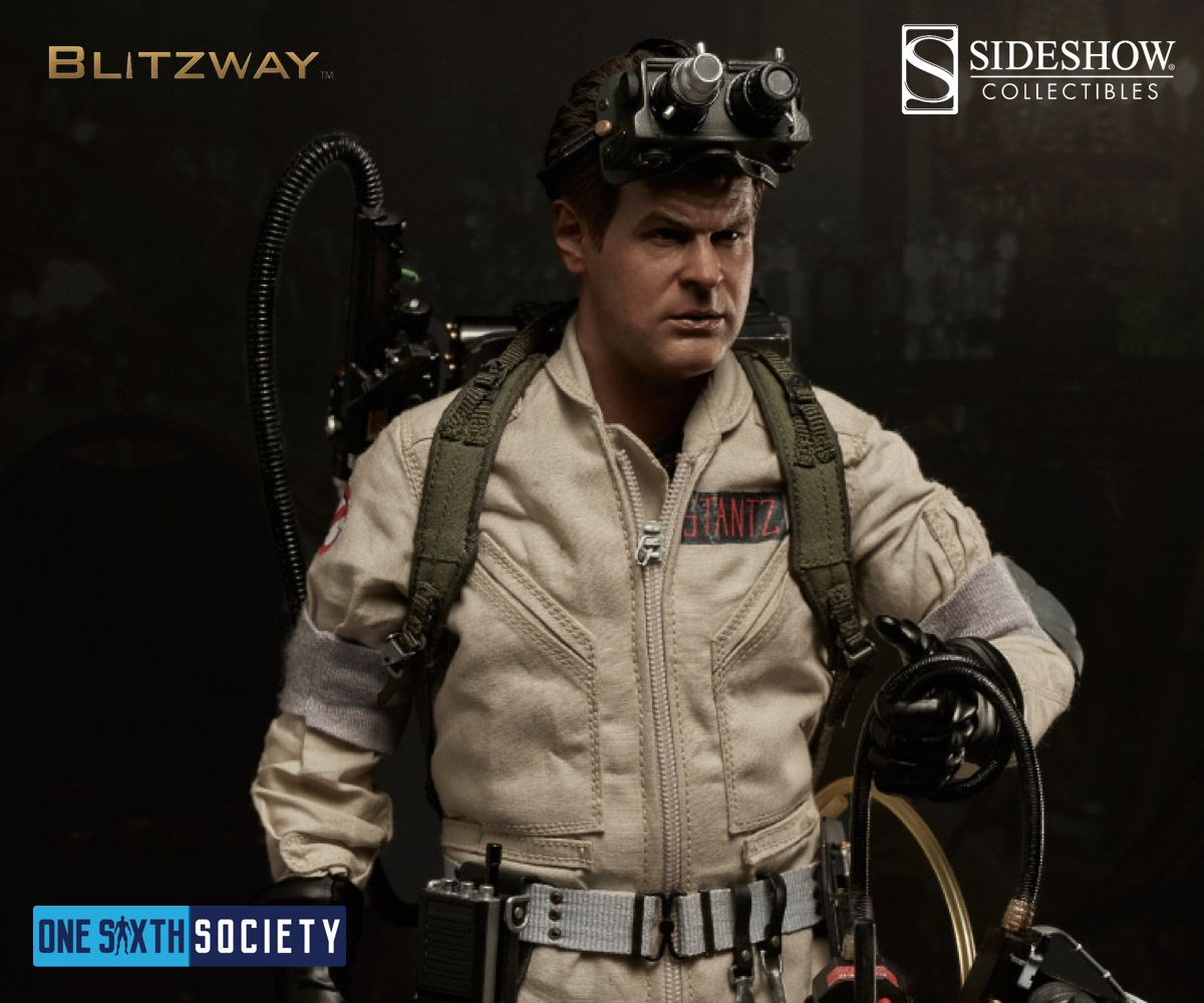 Check out the Blitzway Ghostbusters Dr Raymond Stantz Figure at Sideshow