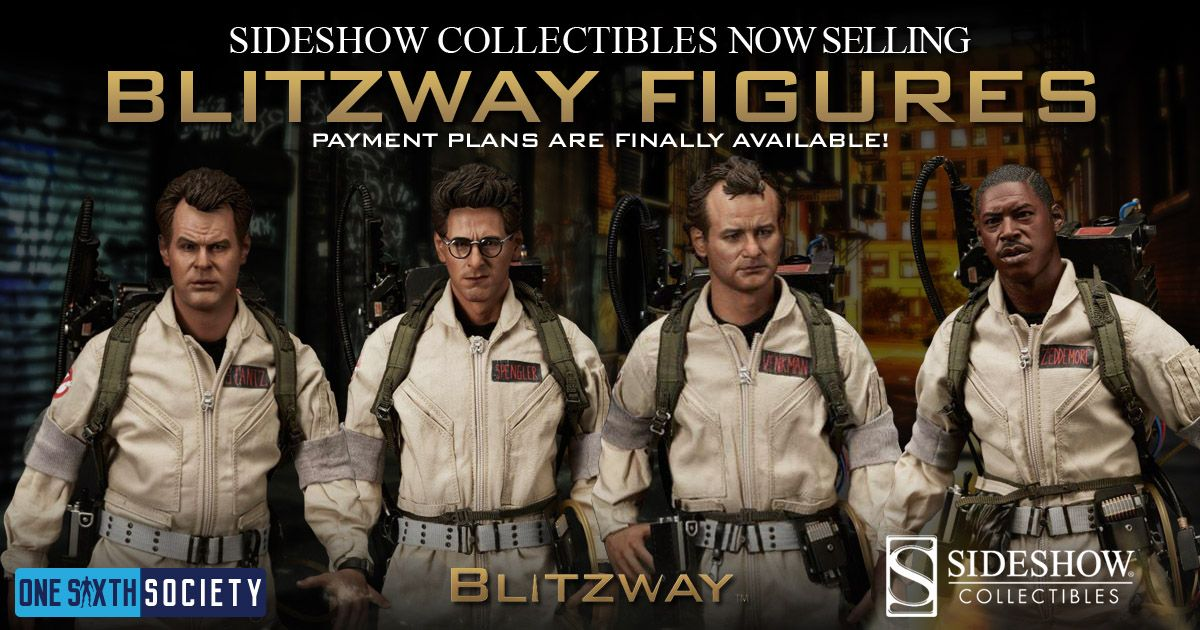 Blitzway Ghostbusters Order Info