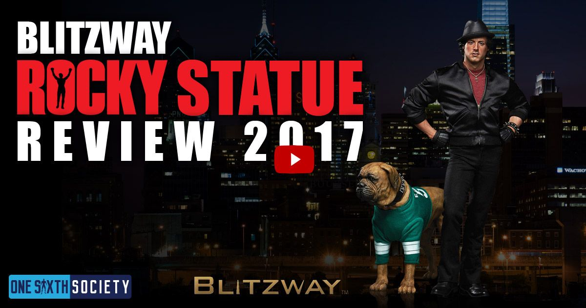 Blitzway Rocky Statue Review
