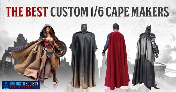 Best 1/6 Scale Custom Cape Makers