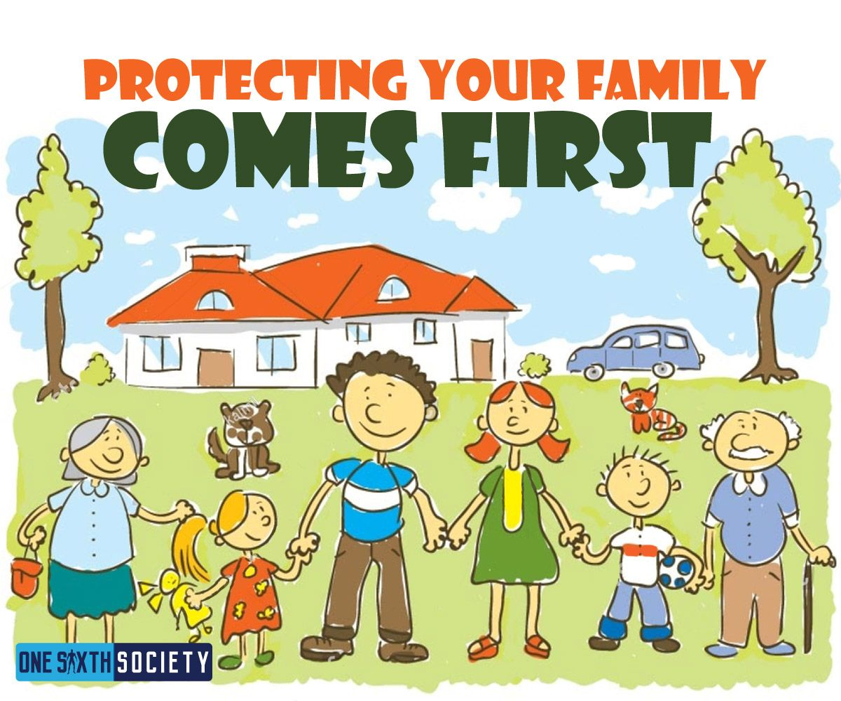 Your Family Comes First and Collectibles second