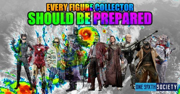 Protect Your Action Figures from Natural Disasters