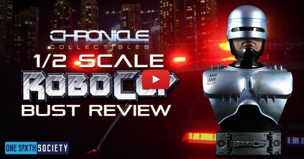 Chronicle Collectibles Robocop Bust Review