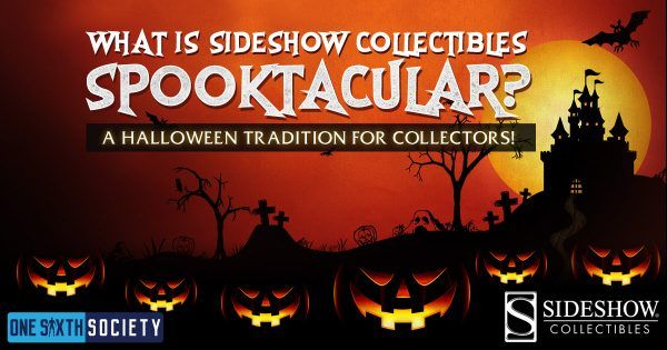 What is Sideshow Spooktacular?
