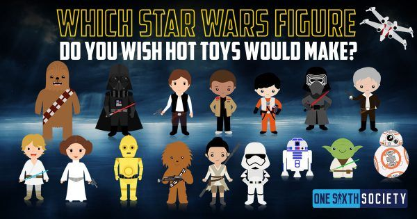 Hot Toys Star Wars Wish List