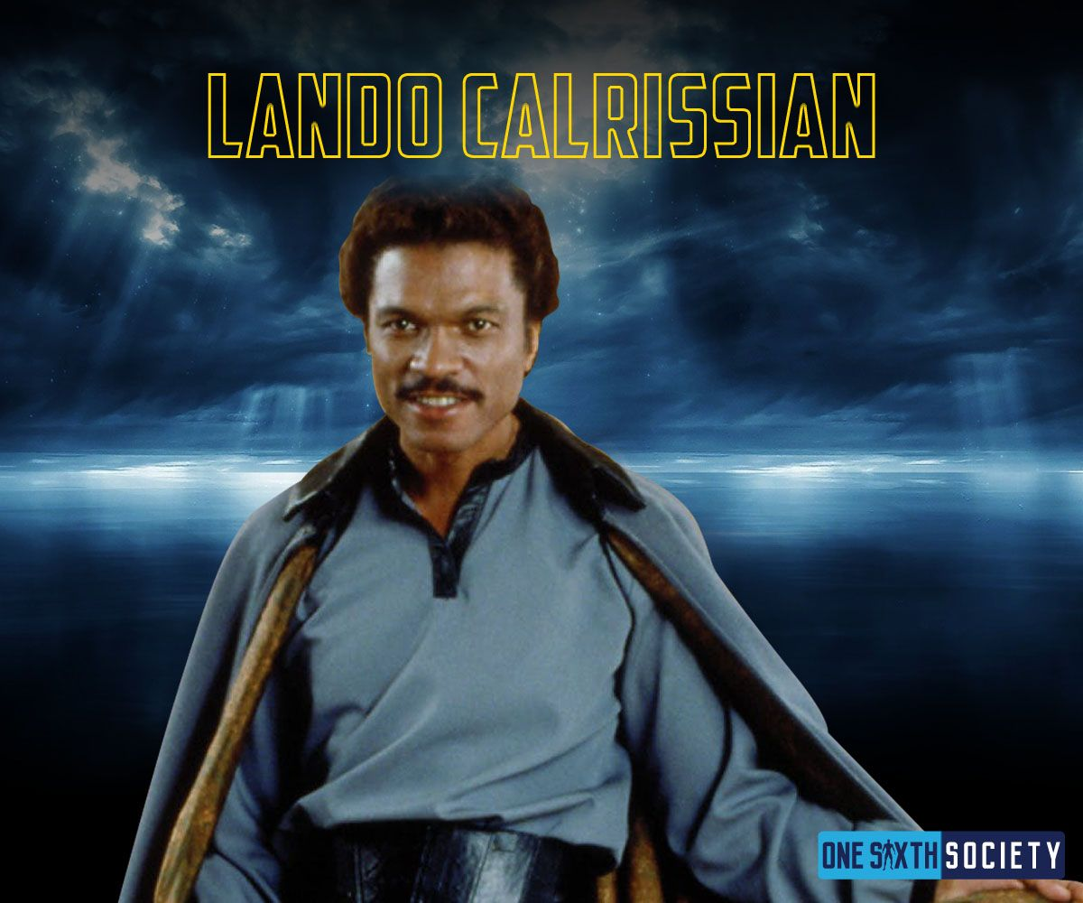 A Lando Calrissian figure would look great on any collectors shelf