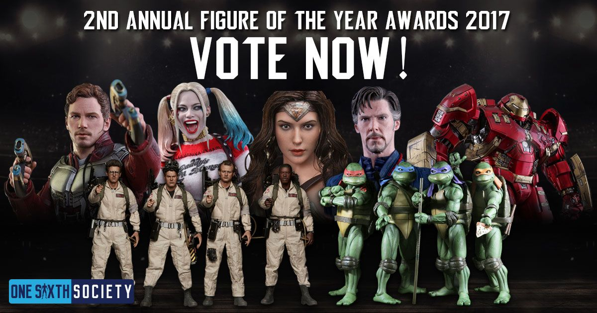 Action Figure of the Year Awards 2017