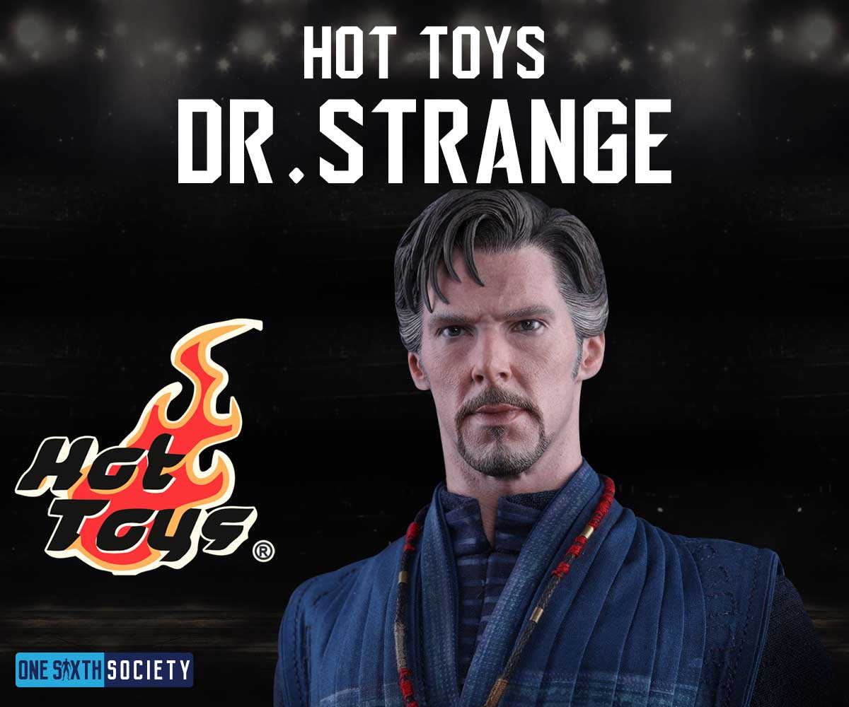The Hot Toys Dr Strange figure deserves to be a Nominee