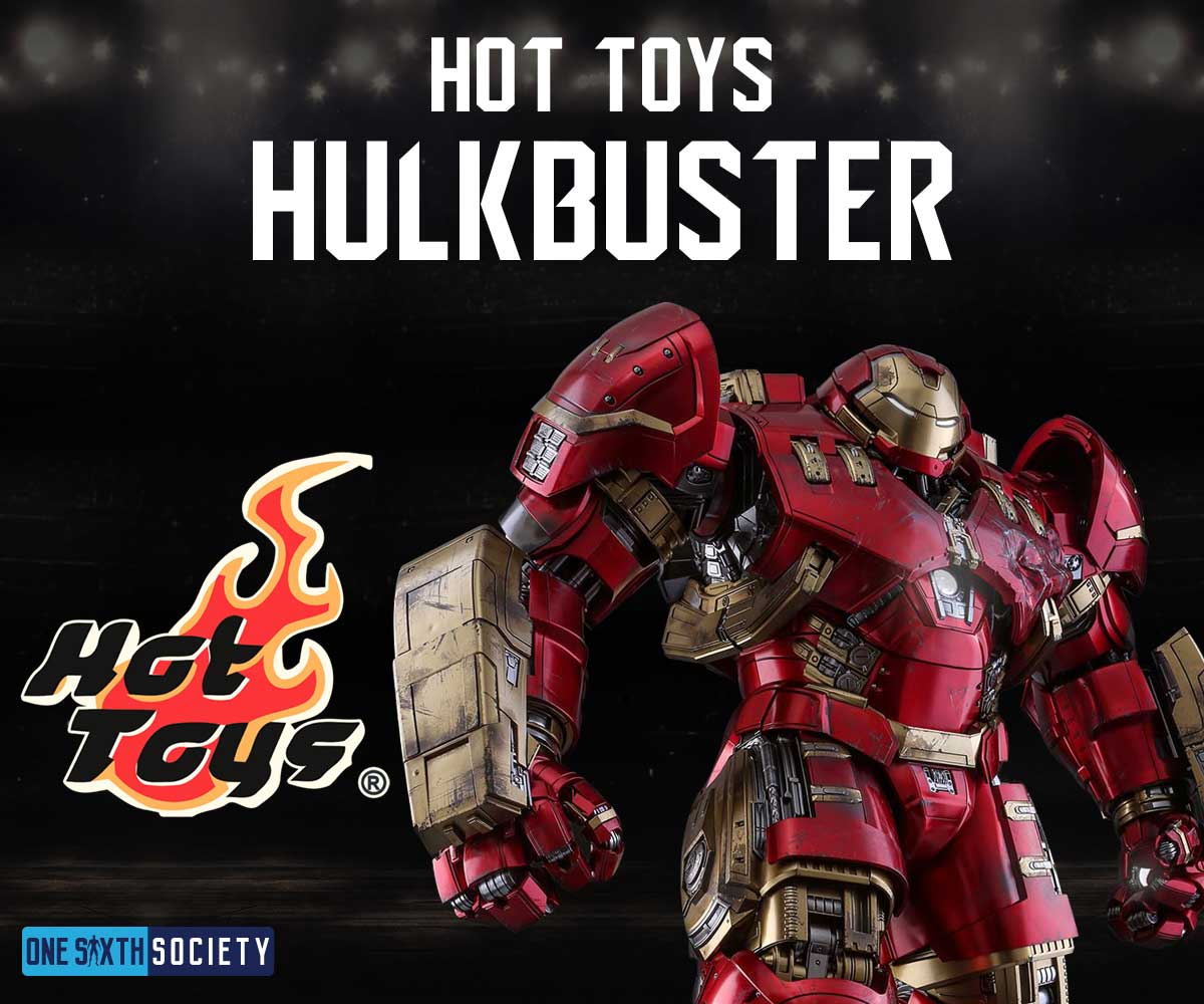 Could the Hot Toys Hulkbuster figure be their best work yet?