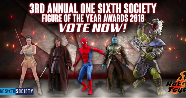 Action Figure of the Year Awards 2018