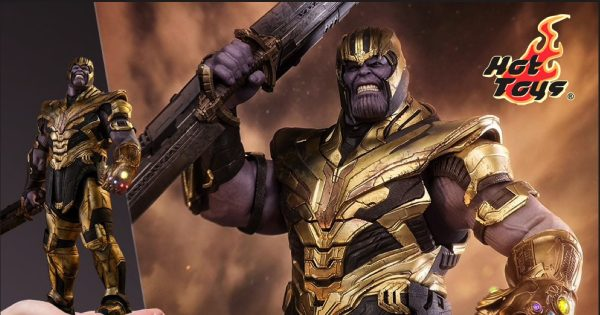Hot Toys Endgame Thanos – Pricing and Details