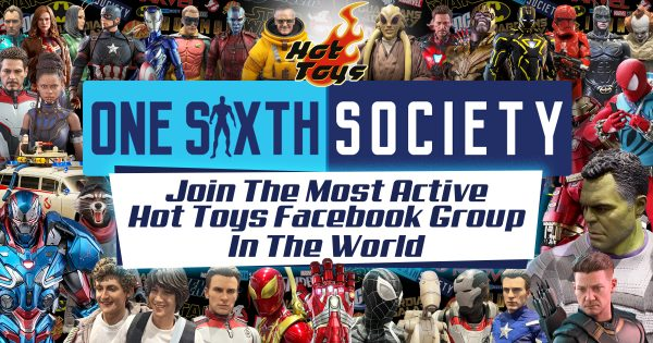 Hot Toys Facebook Community – 14,000 Members!