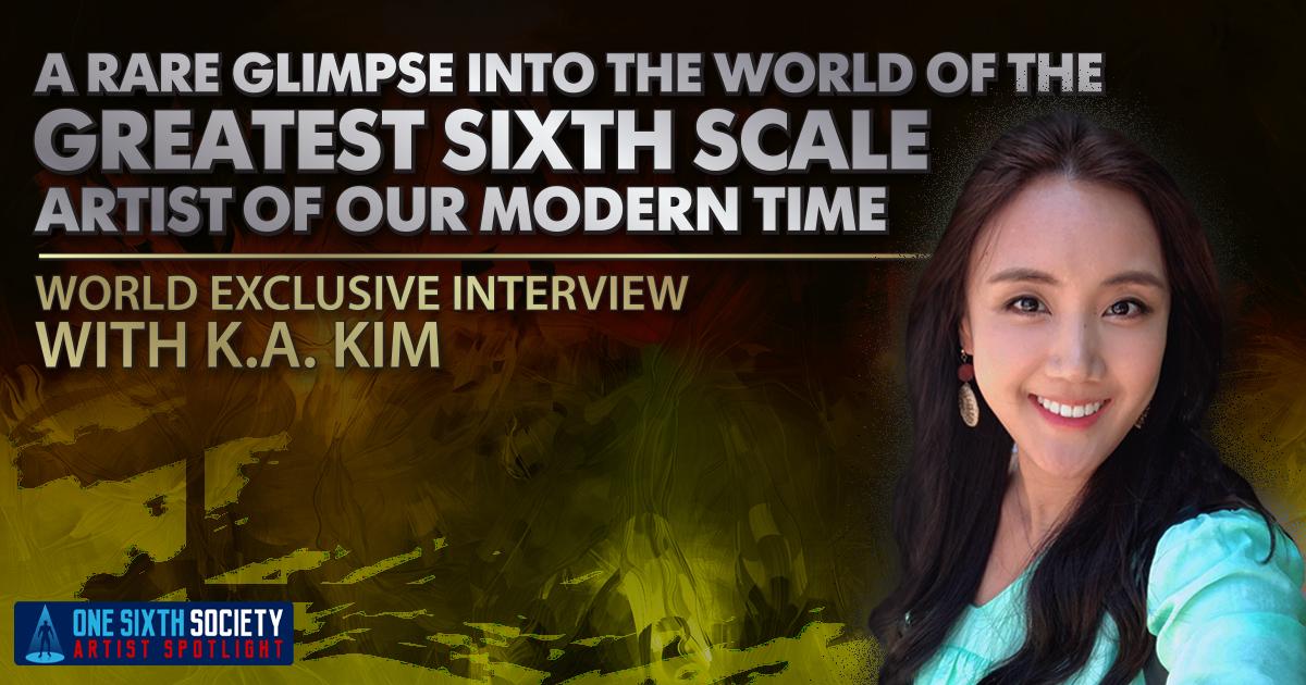 Artist Spotlight: Interview With K.A. Kim