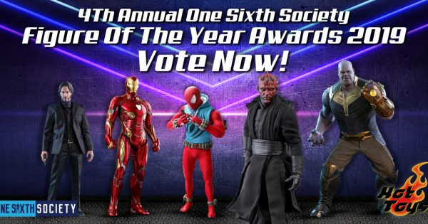Action Figure of the Year Awards 2019