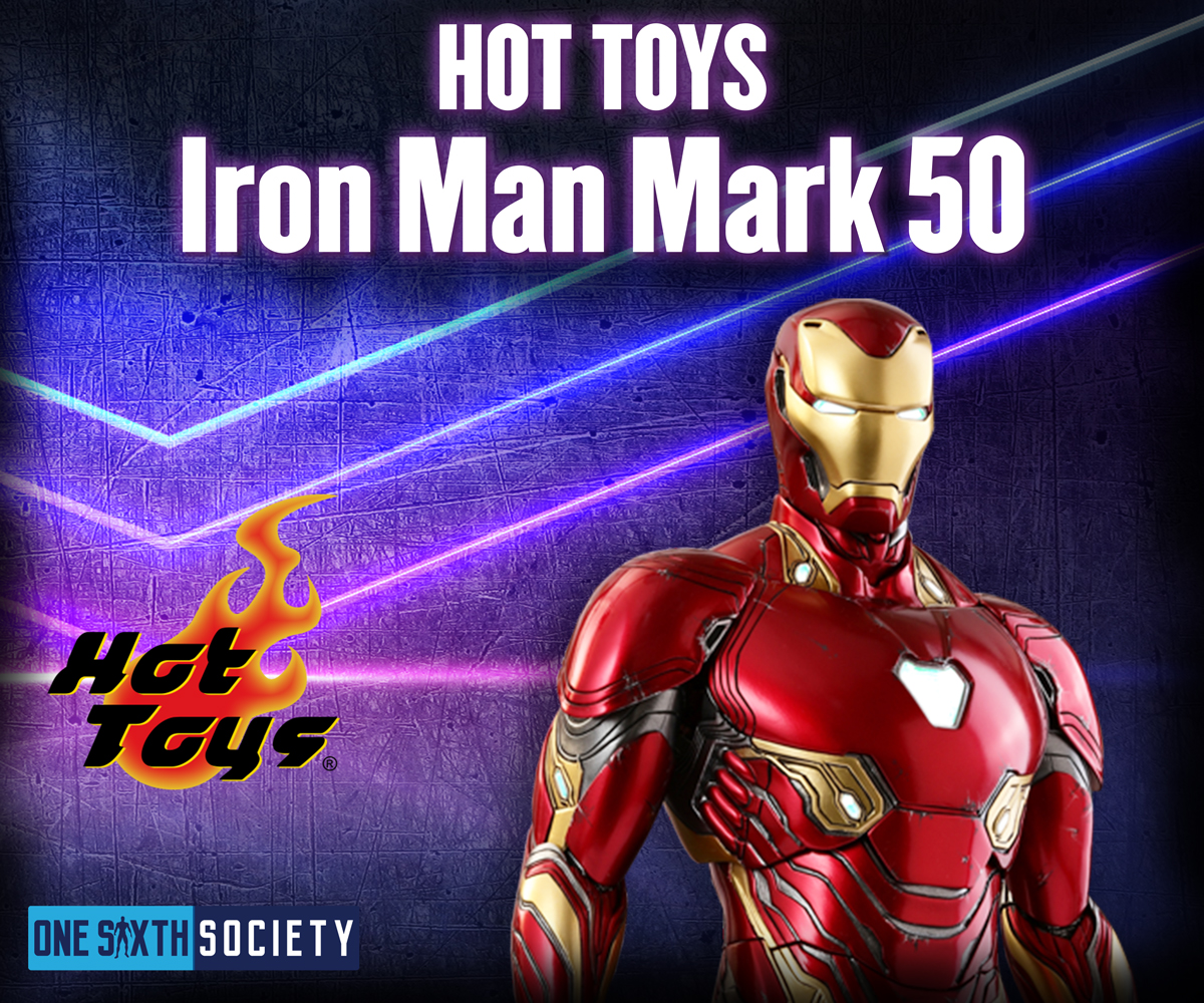 Hot Toys Iron Man Mark 50