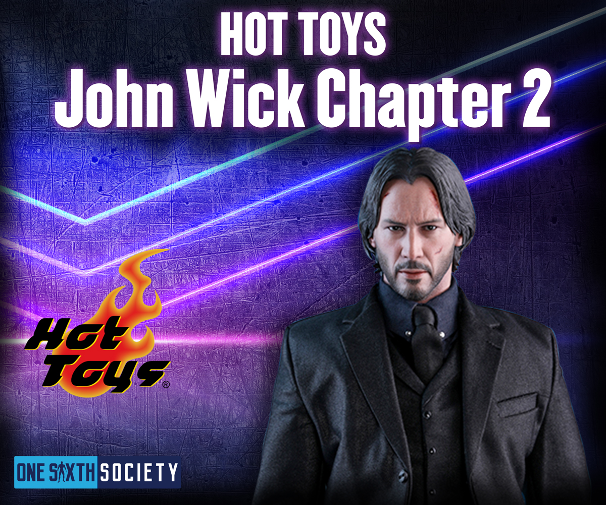 Hot Toys John Wick Chapter 2